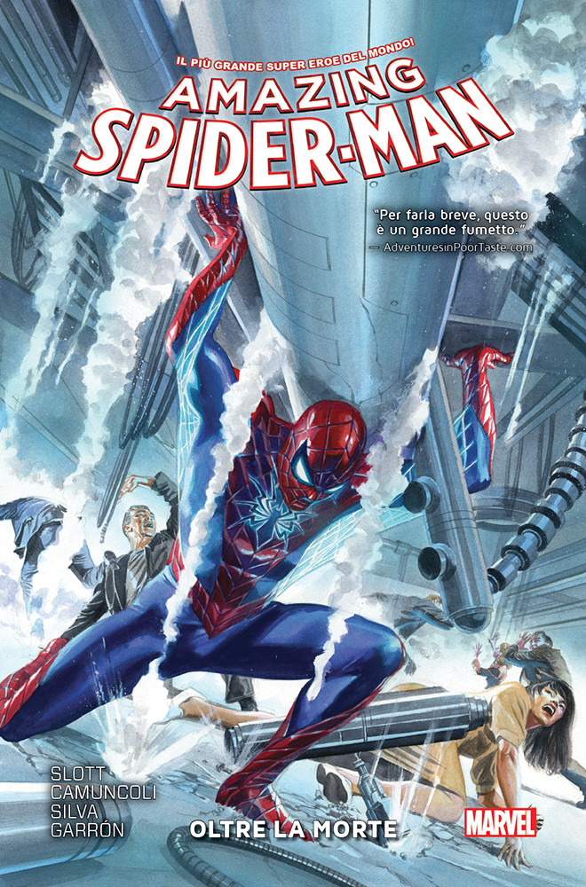 Amazing Spider-Man 3 Giochi di potere Marvel Collection