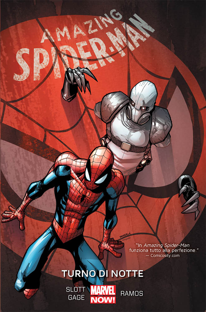 Amazing Spider-Man Turno Di Notte Marvel Collection