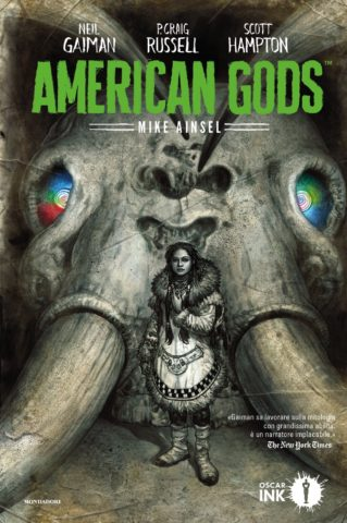 American Gods 2 Mike Ainsel