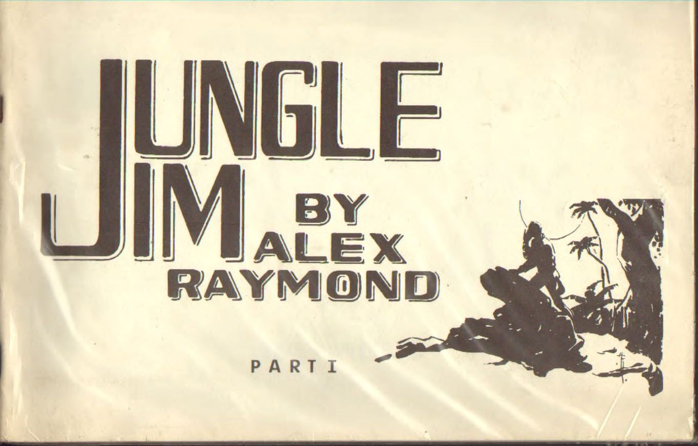 Jungle Jim by Alex Raymond part I