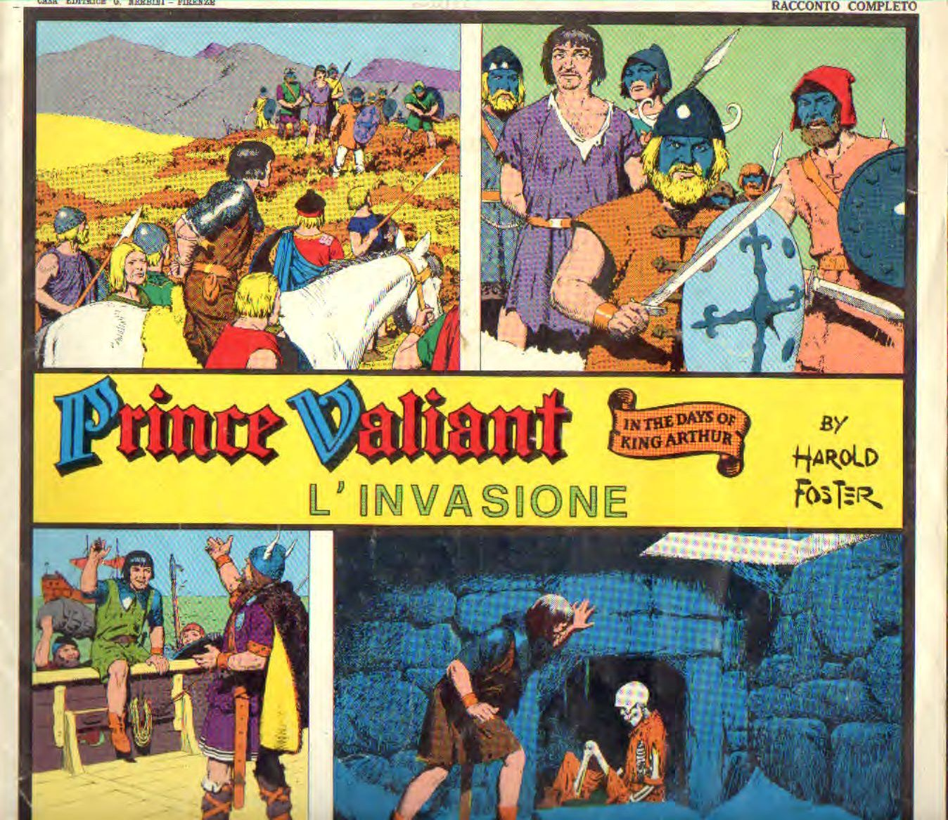 Prince Valiant l'invasione