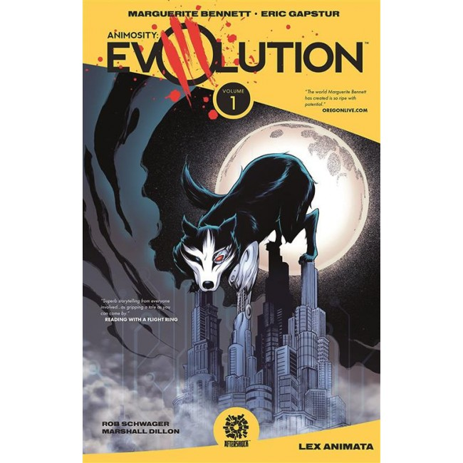 Animosity Evolution 1 Mondo Nuovo