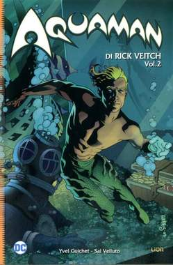 Aquaman Di Rick Veitch 2