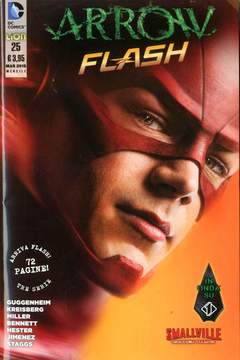 Arrow/Smallville 25