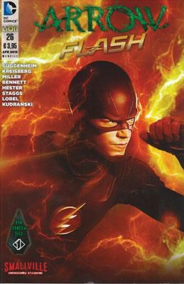Arrow/Smallville 26