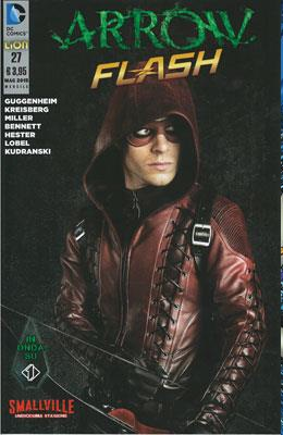 Arrow/Smallville 27