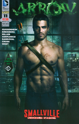 Arrow/Smallville 11