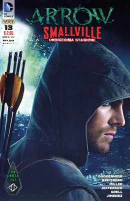 Arrow/Smallville 13