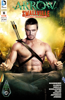 Arrow/Smallville 16