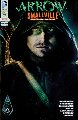 Arrow/Smallville 17