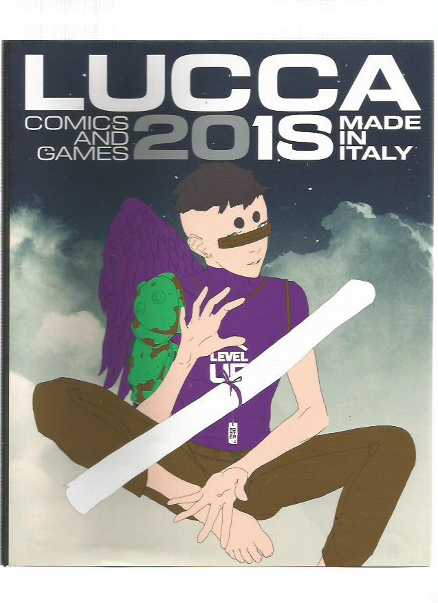 ArtBook 2018 Lucca Comics & Games – Made in Italy