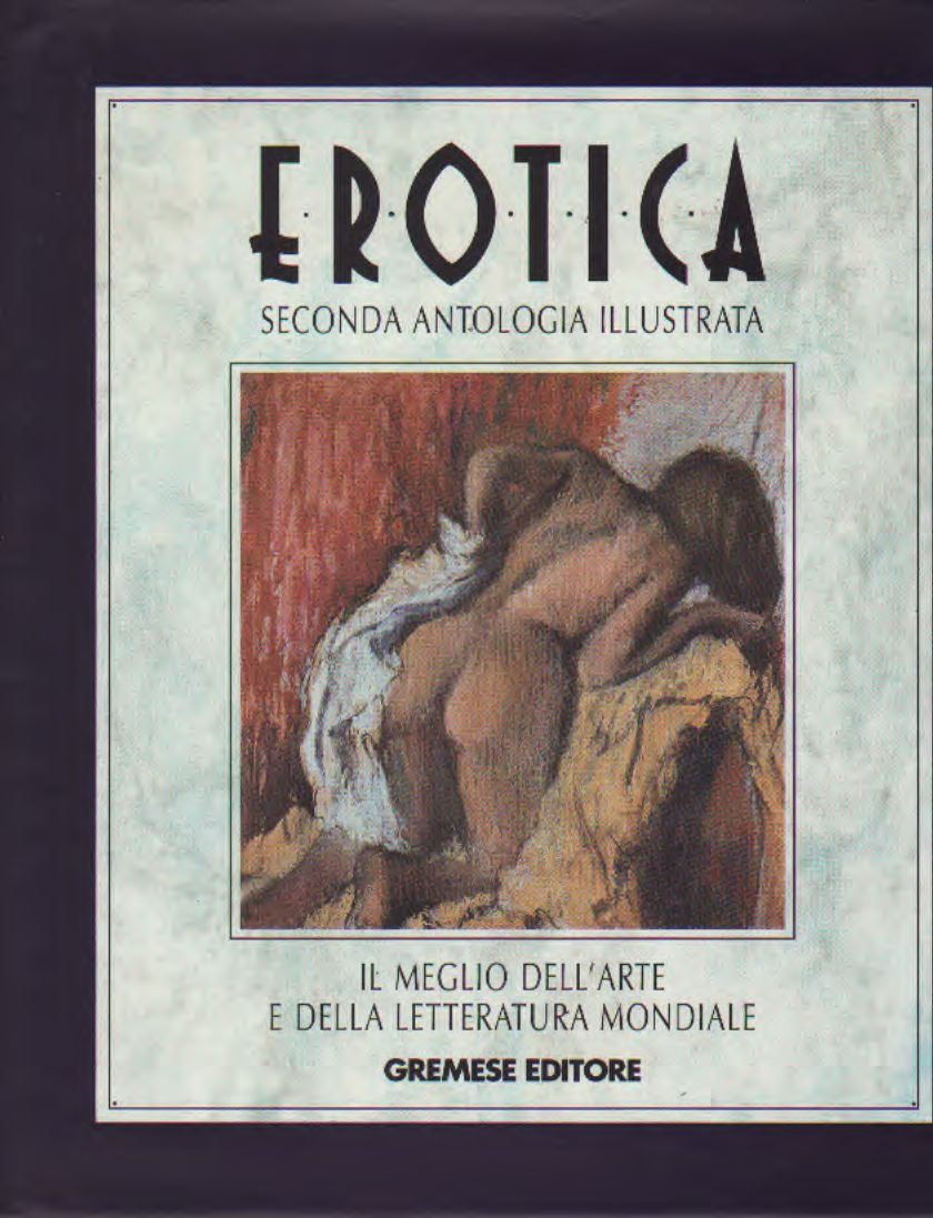 Erotica Seconda antologia illustrata