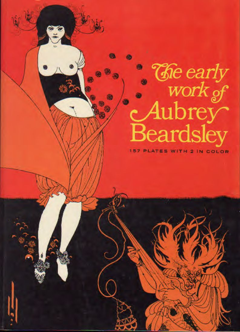 The early work of Aubrey Beardsley
