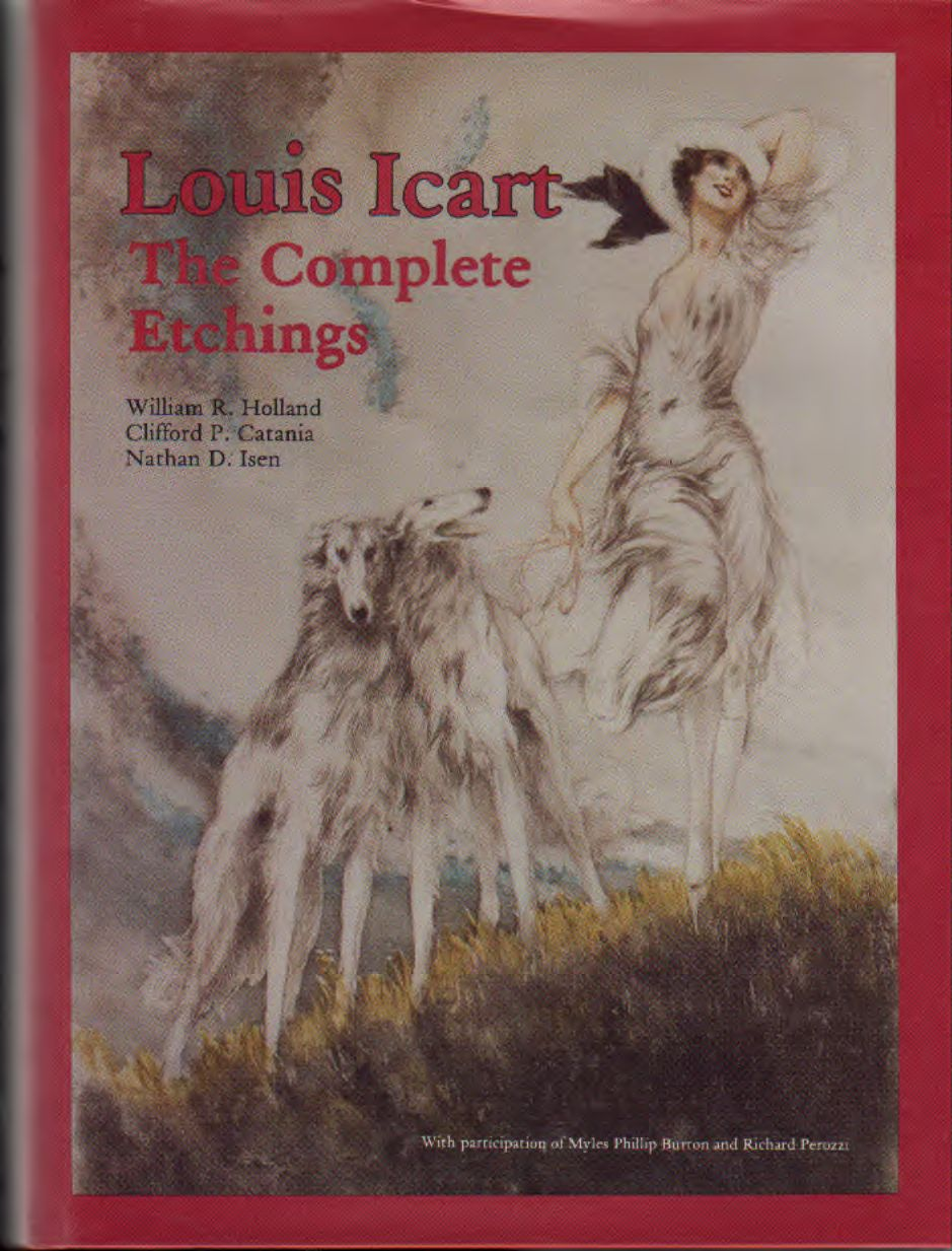 Louis Icart – The complete etchings