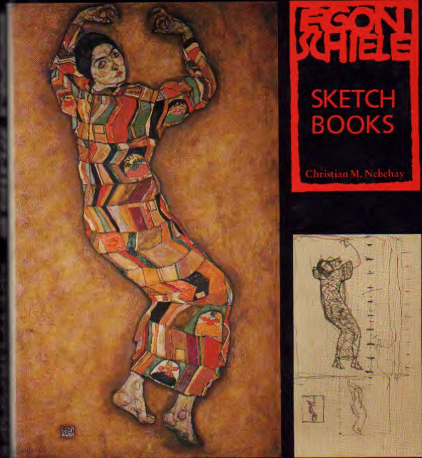 Egon Schiele Sketch Books