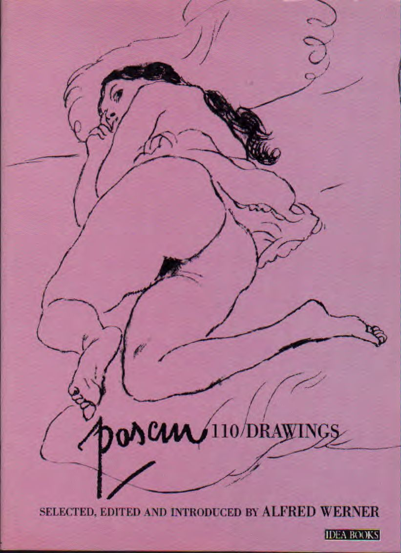 Pascin – 110 drawing