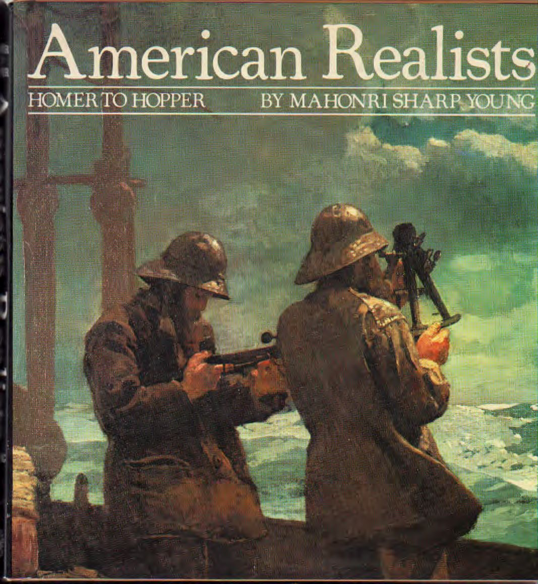 American Realists – Homer to Hopper