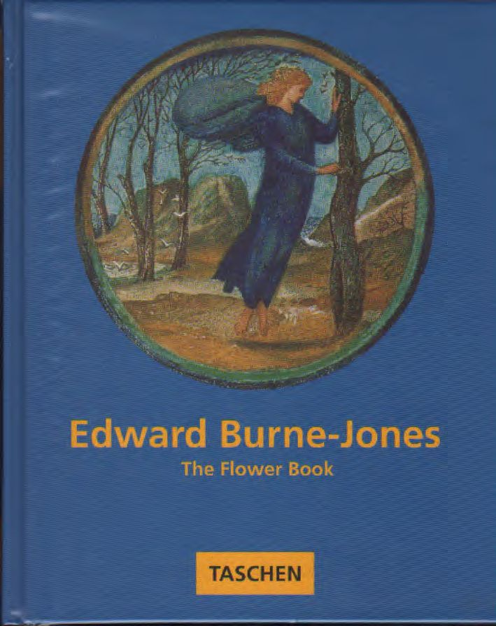 Edward Burne-Jones – The Flower Book