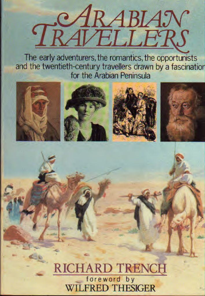 Arabian travellers