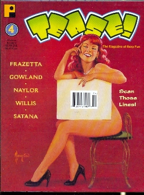 Tease ! n.4 – The magazine of sexy fun
