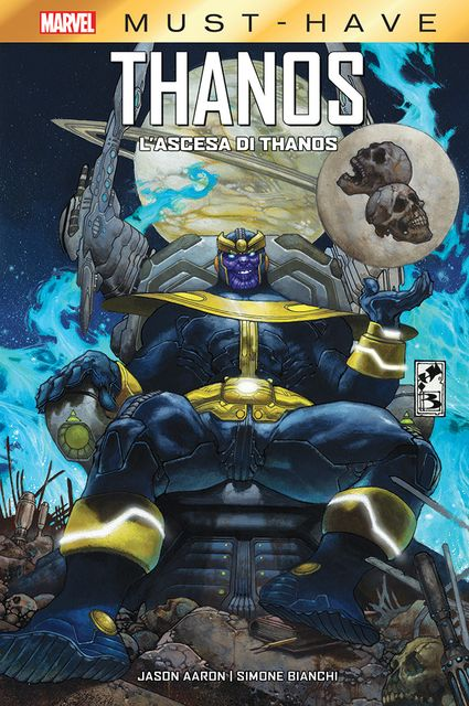 L'ascesa di Thanos Marvel Must Have