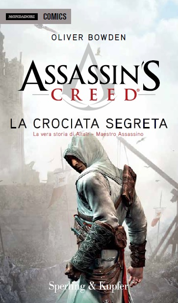 Assassin's Creed 03 La Crociata Segreta