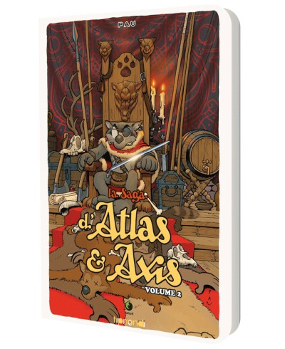 Atlas E Axis Volume 2