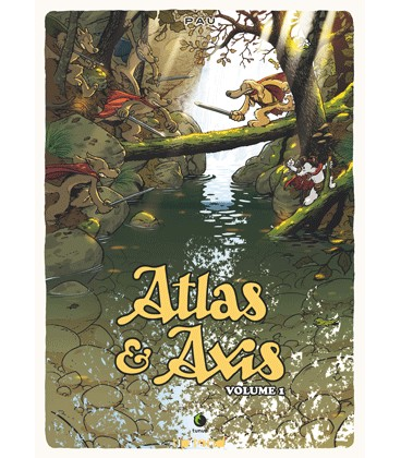 Atlas E Axis Volume 1