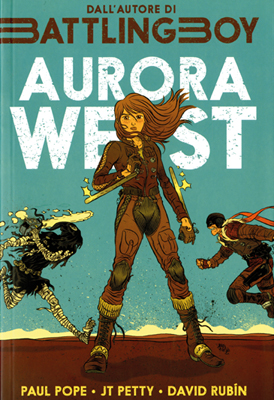 Aurora West Volume 1