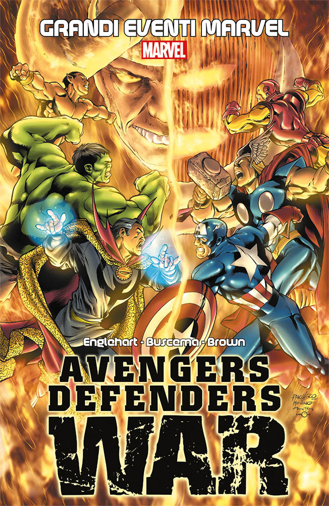 Avengers/Defenders War Grandi Eventi Marvel
