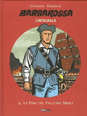 Barbarossa Integrale 4 La Fine Del Falcone Nero