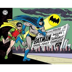 Batman The Silver Age Dailies and Sundays 1966-1967