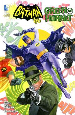 BATMAN �66 E GREEN HORNET