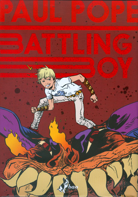 BATTLING BOY VOL.1 DI 2