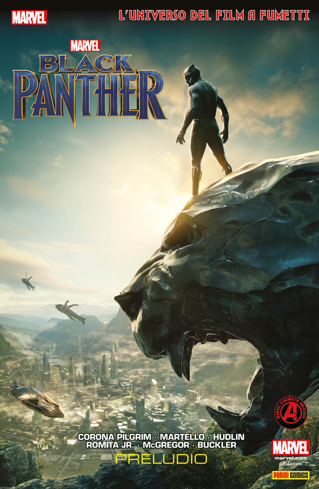 Black Panther Movie Prelude