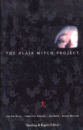 The Blair Withc Project - Fumetto