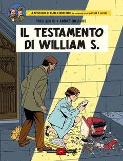 Blake E Mortimer 26 Il Testamento Di William S.