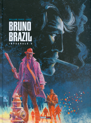 BRUNO BRAZIL L'INTEGRALE VOL.2 DI 3