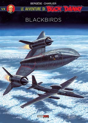 BUCK DANNY SPECIALE VOL. 1 Blackbirds