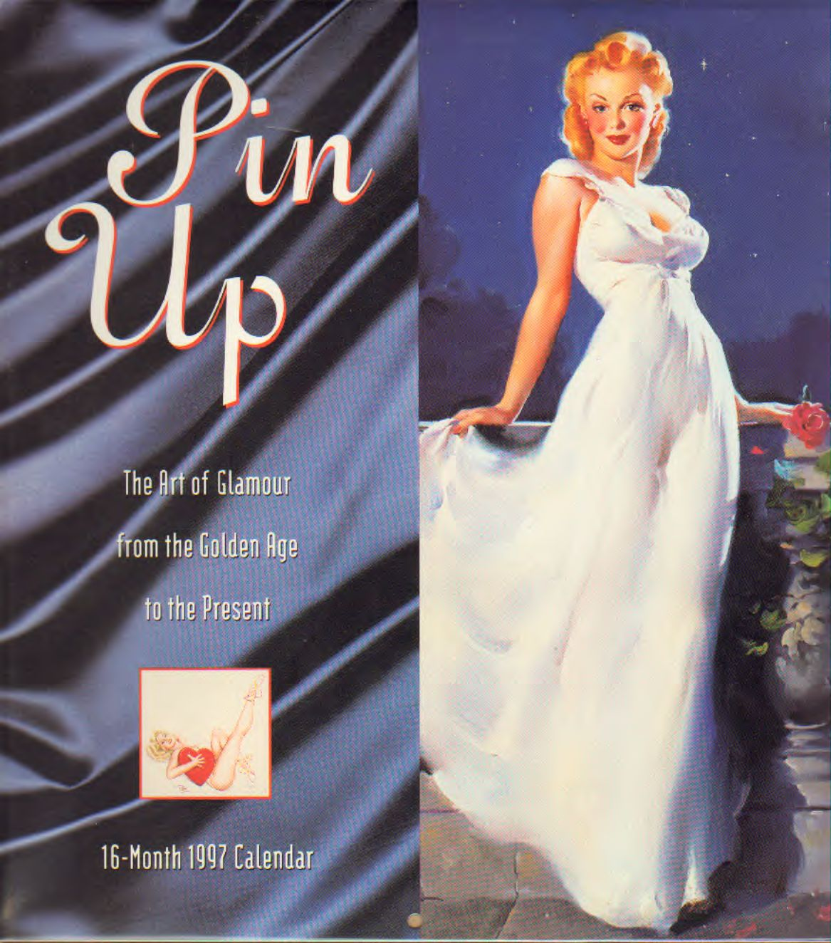 AA.VV - Pin Up Golden Age of Glamour – 16 Month 1997 Calendar