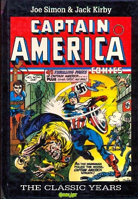 Captain America The Classic Years vol. 2