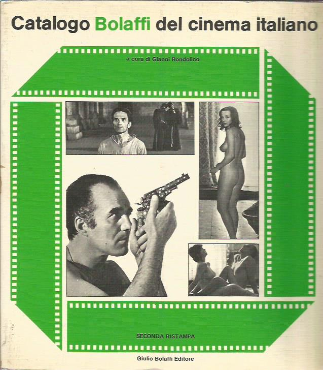 Catalogo Bolaffi del cinema italiano