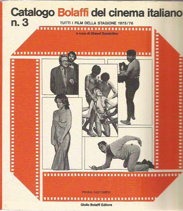 Catalogo Bolaffi del cinema italiano n.3