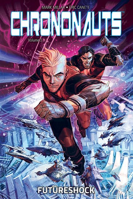 Chrononauts 2 Futureshock
