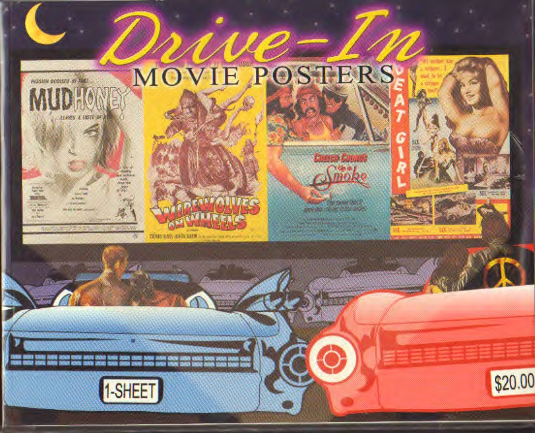AA.VV - Drive-in Movie Poster