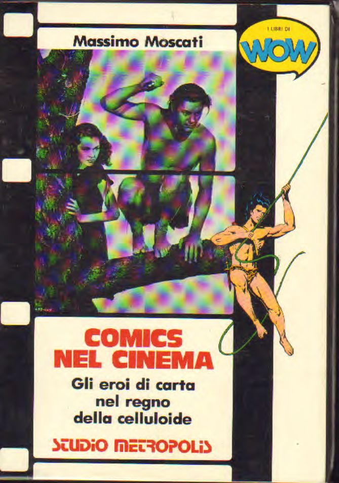 Moscati - Comics nel cinema