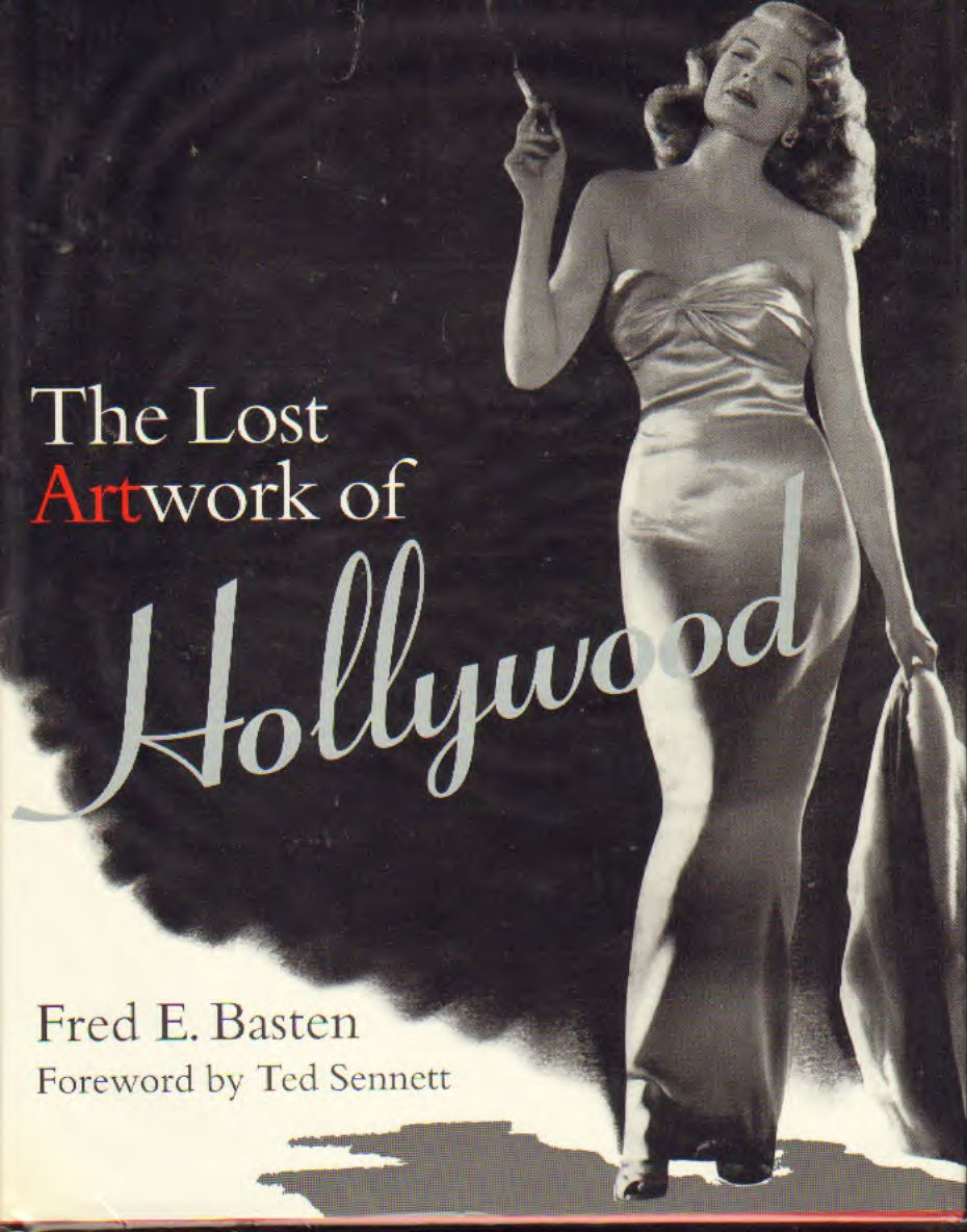 AAVV - The lost Artwork of Hollywood