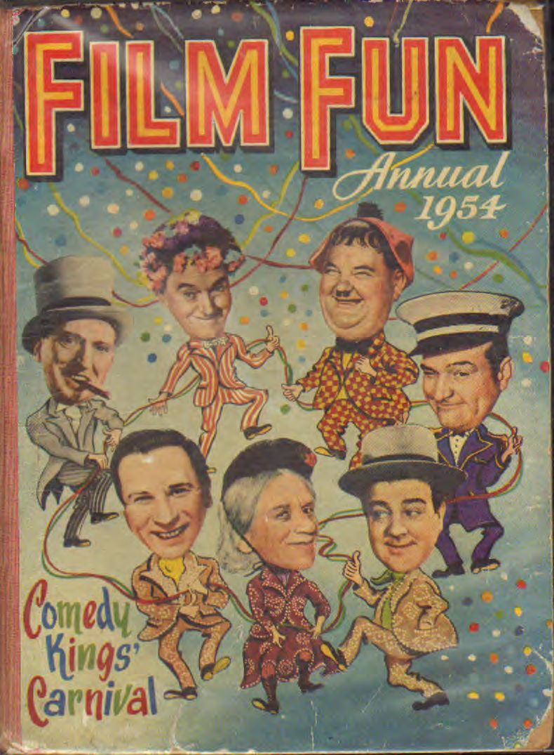 AAVV - Film Fun Annual 1954