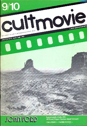 Cult Movie n.9/10 – John Ford