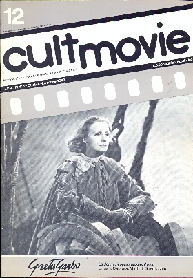 Cult Movie n.12 – Greta Garbo